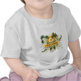 Palmera Polonia Camiseta