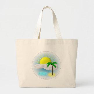 Palmera, Sun y playa Bolsa Tela Grande