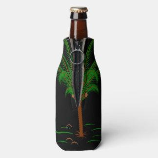 Palmera tropical enfriador de botellas