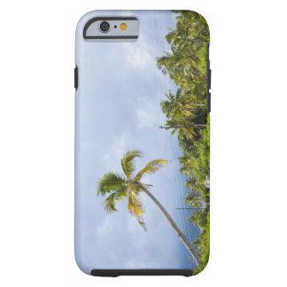 Palmeras a lo largo del camino, Ponta Morrungulo, Funda De iPhone 6 Tough