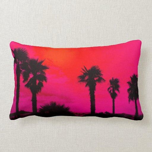 palmeras cojines