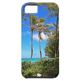 Palmeras de Kailua, Hawai'i iPhone 5 Protector