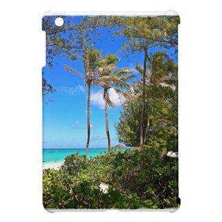 Palmeras de Kailua, Hawai'i iPad Mini Funda