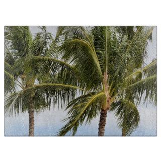 Palmeras de Kauai Tabla Para Cortar