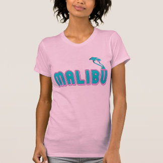 Palmeras de Malibu Camiseta