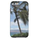 Palmeras de Maui Funda De iPhone 6 Tough
