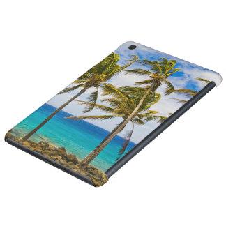 Palmeras del coco (nucifera de los Cocos) que se Funda De iPad Mini