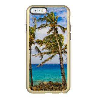 Palmeras del coco (nucifera de los Cocos) que se Funda Para iPhone 6 Plus Incipio Feather Shine