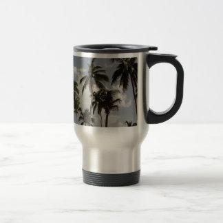 Palmeras dominicanas taza térmica