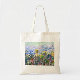 Palmeras en Bordighera Claude Monet