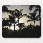 Palmeras en Kauai Alfombrilla De Ratones