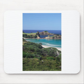 Palmers Beach Great Barrier Island paradise Mouse Pad