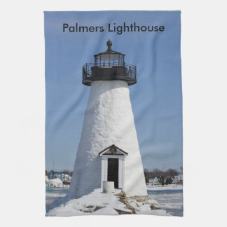 Palmers Island Lighthouse Kitchen Towels Set