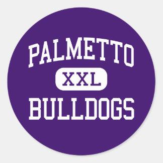 Palmetto - Bulldogs - Junior - Mullins Stickers