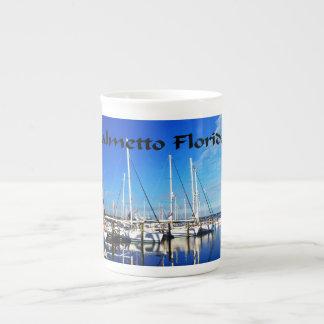 Palmetto Florida Tea Cup