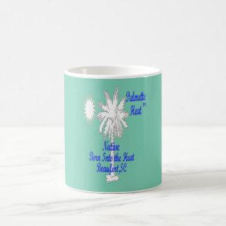 Palmetto Heat...Beaufort Native Coffee Mug