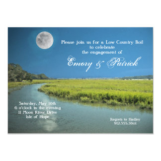 Palmetto Moon Low Country Invitation