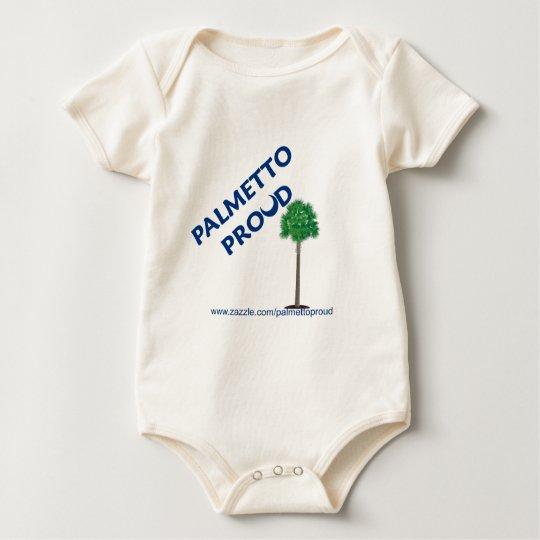 Palmetto Proud Baby Bodysuit