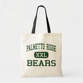 Palmetto Ridge - Bears - High - Naples Florida Tote Bag