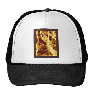 palmglow trucker hat