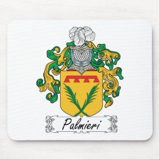 Palmieri Family Crest Mouse Pad