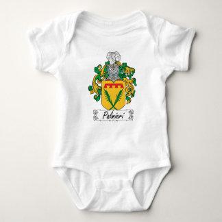 Palmieri Family Crest Shirts