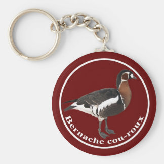palmipeds of ornament collector (neck-russet-red b keychains