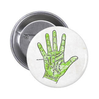 Palmistry Button