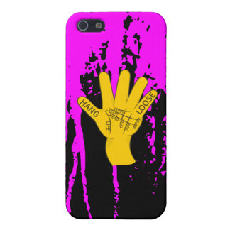 Palmistry Hang Loose Case For iPhone SE/5/5s