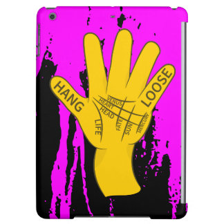 Palmistry Hang Loose Cover For iPad Air