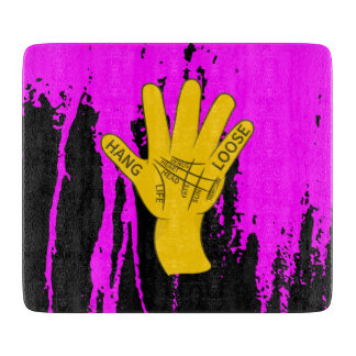 Palmistry Hang Loose Cutting Boards
