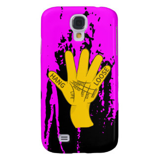 Palmistry Hang Loose Galaxy S4 Case