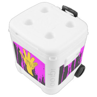 Palmistry Hang Loose Igloo Roller Cooler