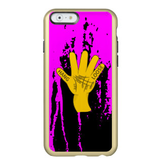 Palmistry Hang Loose Incipio Feather® Shine iPhone 6 Case