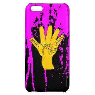 Palmistry Hang Loose Cover For iPhone 5C