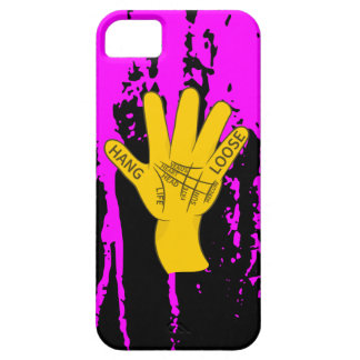 Palmistry Hang Loose iPhone SE/5/5s Case