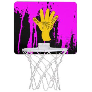 Palmistry Hang Loose Mini Basketball Hoops