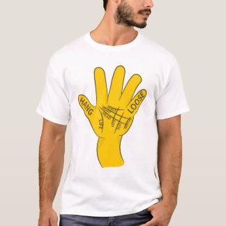Palmistry Hang Loose T-Shirt