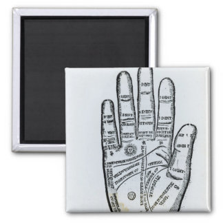 Palmistry Magnet