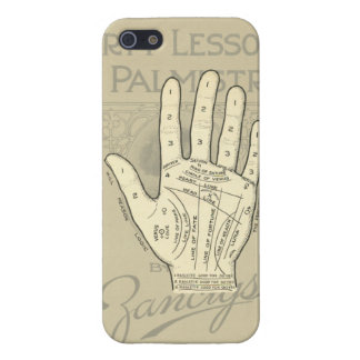Palmistry Palm Reading Phone Cover iPhone 5 Cover