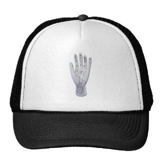 PalmReadingHandModel052712.png Trucker Hat
