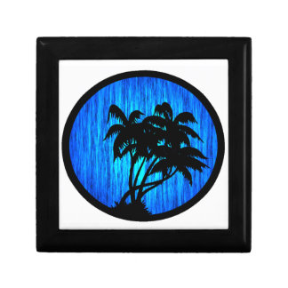 PALMS BY MOONLIGHT JEWELRY BOXES