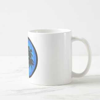 PALMS BY MOONLIGHT COFFEE MUG