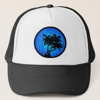 PALMS BY MOONLIGHT TRUCKER HAT