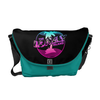Palms Courier Bag