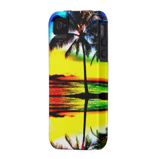 Palms In Reflection iPhone 4 Cases