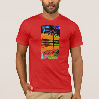 Palms In Reflection T-Shirt