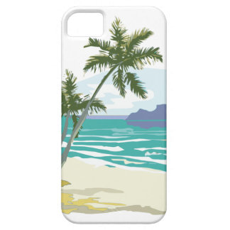 Palms Ocean Mountains iPhone 5 Case