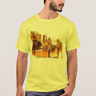 Palms on the Yarra T-Shirt