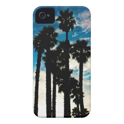 Palms Outlining Beauty iPhone 4 Cover